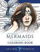 Best magical mermaid coloring book Reviews