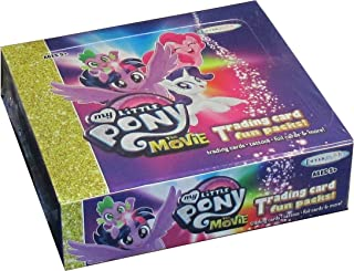 my little pony the movie trading cards