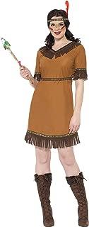 Smiffys Native American Inspired Maiden Costume