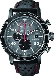 Reloj Cronógrafo para Hombre de Cuarzo con Correa en Cuero CA0645-15H