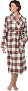 Best womens flannel lined robe Reviews