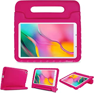 ProCase Kids Case for Galaxy Tab A 8.0 2019, Shockproof Convertible Handle Stand Cover Light Weight Kids Friendly Super Pr...