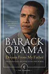 Dreams From My Father: A Story of Race and Inheritance (Canons) Kindle Edition