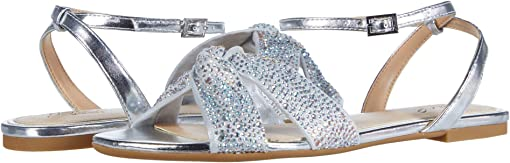 Silver/Iridescent