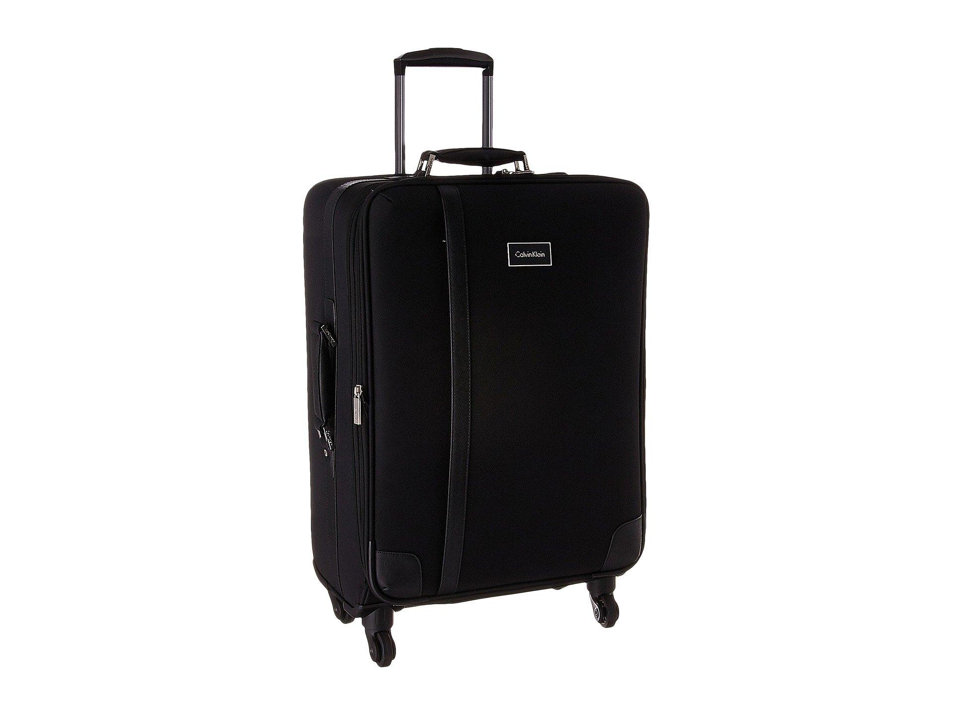 "Avalon 2.0 25"" Upright Suitcase, NOIR"