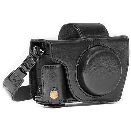 Megagear Canon Powershot G5 X Ever Ready Leder Kamera