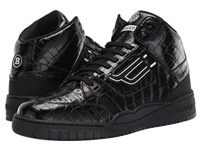Bally King Sneaker (Black) Men