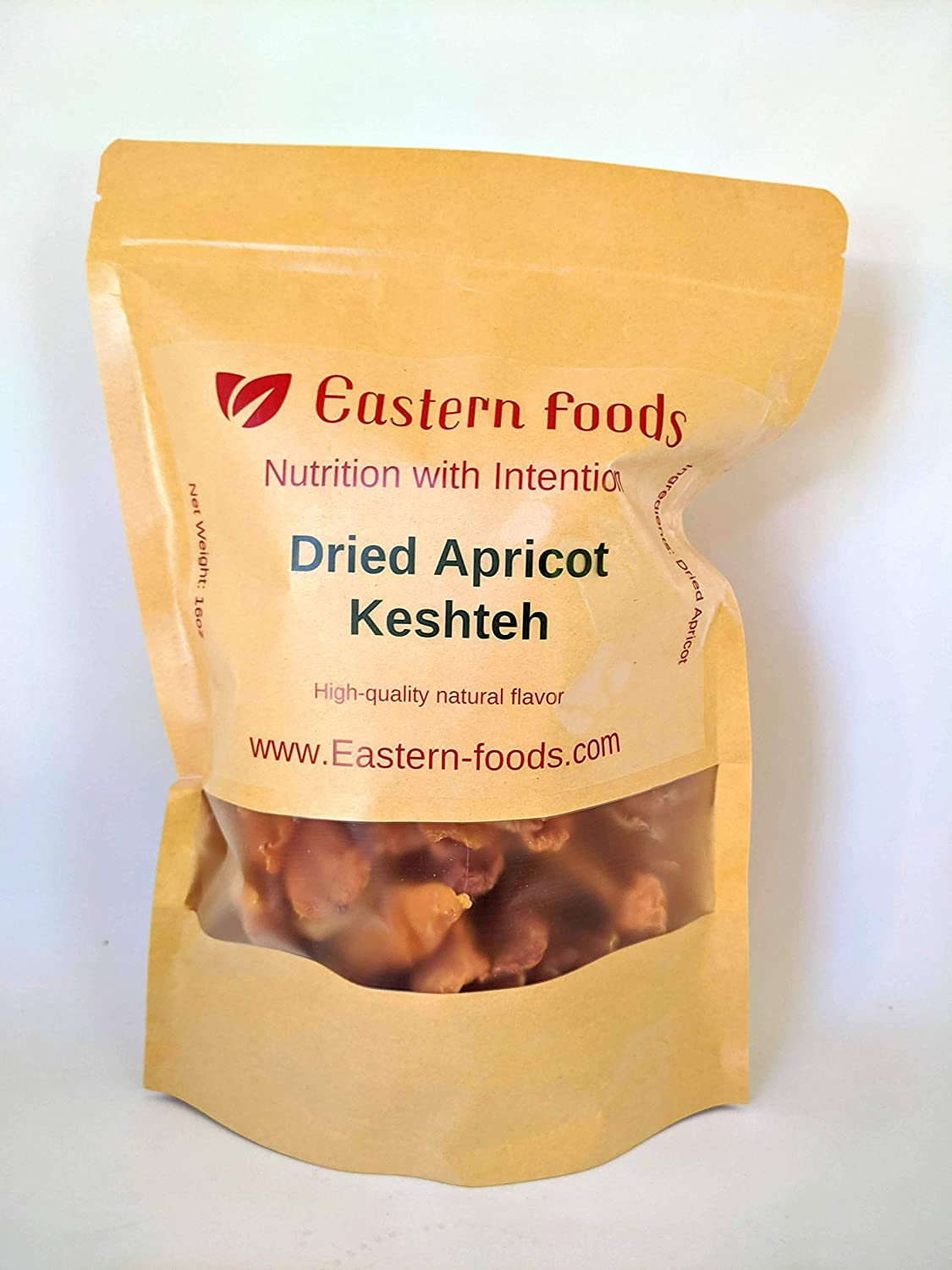 It is very popular Eastern Foods Choice Dried Apricot lb Keshteh 1