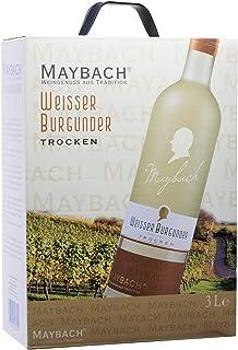 Maybach Weißer Burgunder trocken Bag-in-Box 1 x 3 l