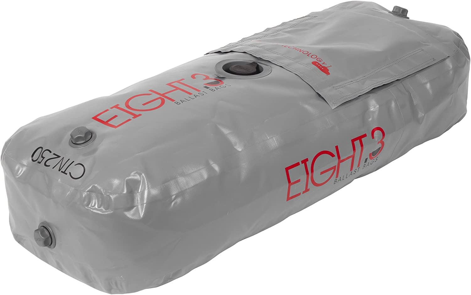 Ronix Eight.3 Telescope Locker Seat Ballast Tube Sac, 360 Lbs.