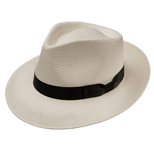 c368b43c11b Stetson Reward - Straw Fedora Hat