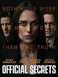 Keira Knightley stars in Official Secrets on Digital Nov. 5 and on DVD Nov. 26 from Paramount