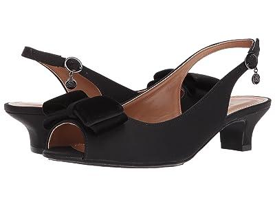 J. Renee Landan (Black) High Heels