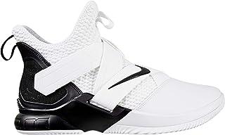 525e7f237ac Nike Zoom Lebron Soldier XII TB Basketball Shoes (White Black
