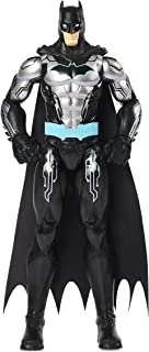 DC Comics Batman 12-inch Bat-Tech Action Figure (Black/Blue Suit), for Kids Aged 3 and up