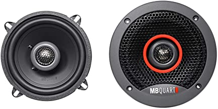 "MB Quart FKB113 Formula Series 2-Way Coaxial Speakers (5.25""), Gray photo"