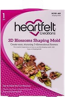 Heartfelt Creations Shaping Mold-3d Blossoms