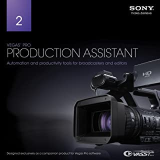 Sony Vegas Pro Production Assistant 2 [Download]