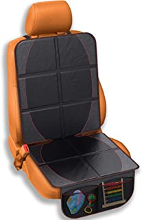 Car Seat Protector Baby & Toddler FORTEM   100% Waterproof Very Thick & Durable Quality Backseat Cover   Protection Agains...
