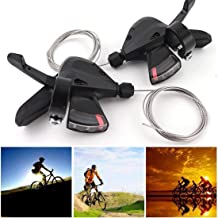 Shimano Acera SL-M310 315 MTB Bike Shifter Lever 3 7 8 Speed Cable Trigger Set