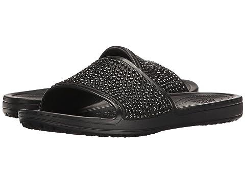 d6ddb61256be Crocs Sloane Embellished Slide at 6pm