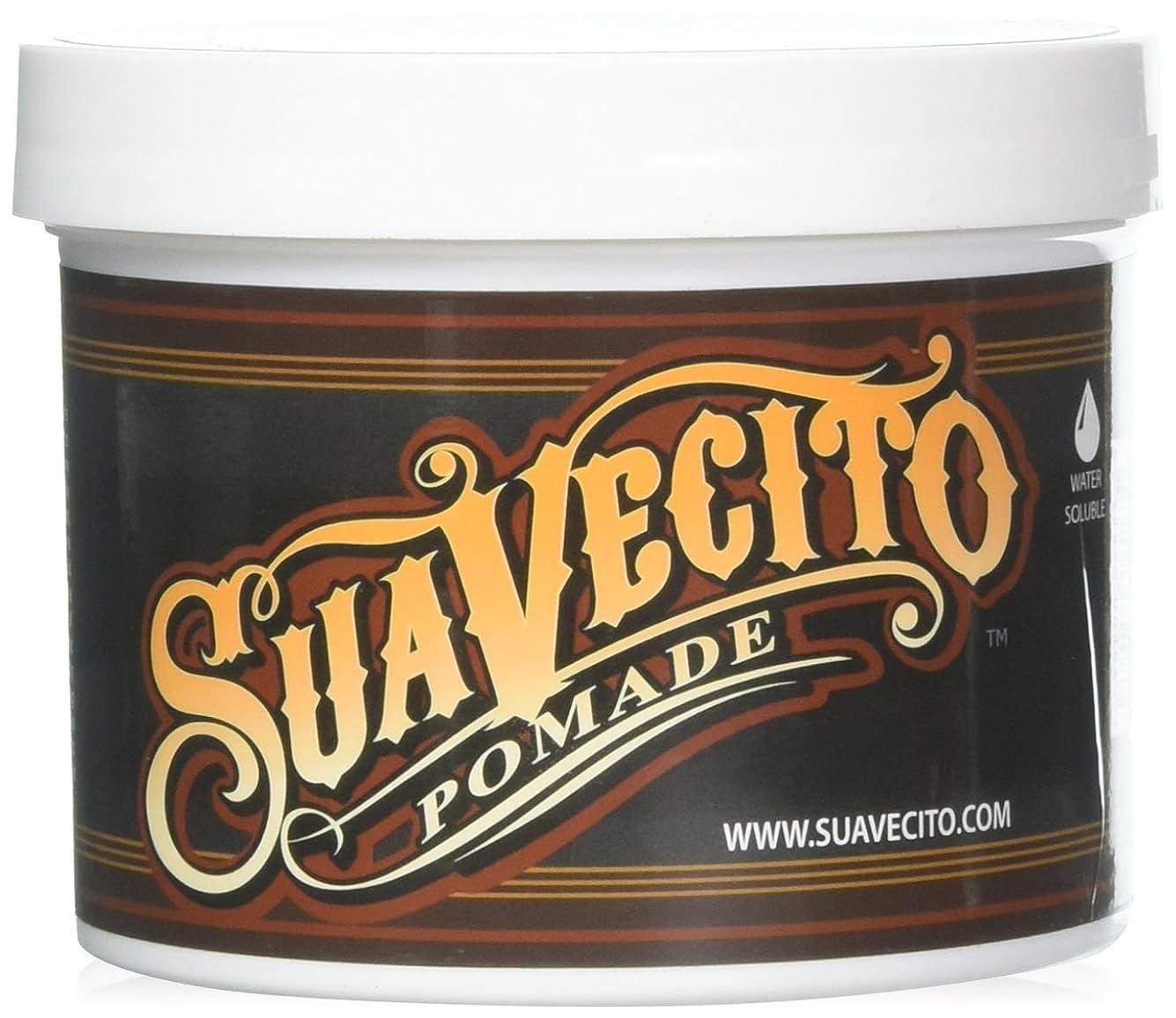欺返還接続されたSuavecito ポマード、32液量オンス 32オンス