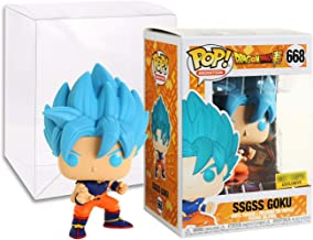 Funko POP! Animation: Dragonball Super - SSGSS Goku (Exclusive)