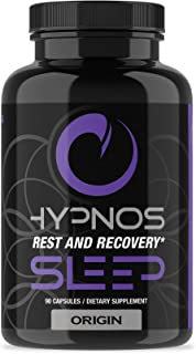 Hypnos Sleep by Origin Labs - Rest and Recovery - Sleep Aids for Adults - Sleep Supplements - Recovery Supplements - Healt...