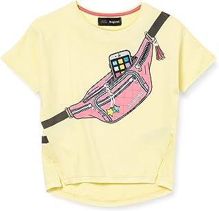 Desigual Girls' T-Shirt Short Sleeve