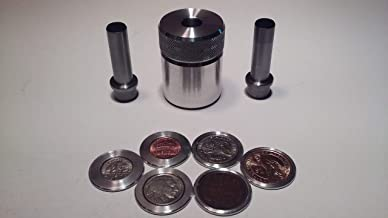 Sale! $25 0ff!Half Dollar Coin Ring Center Punch Kit. Comes With 1/2
