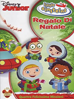 Little Einsteins - Regalo Di Natale [Italian Edition]