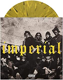 Imperial - Exclusive Limited Edition Sick Yellow Swirl Acid Vinyl LP