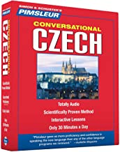 Pimsleur Czech Conversational Course - Level 1 Lessons 1-16 CD: Learn to Speak and Understand Czech with Pimsleur Language Programs (1)