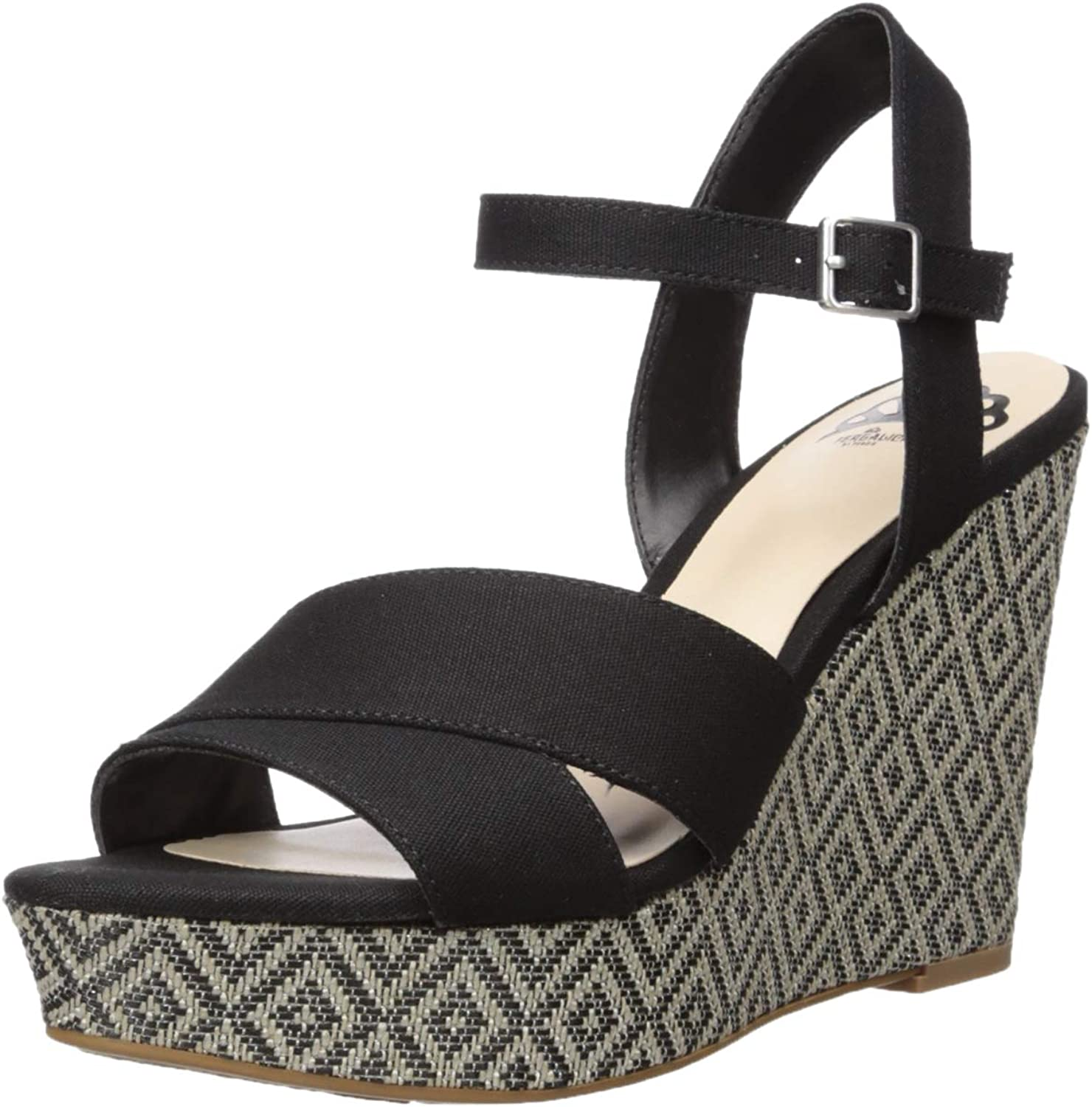 Fergalicious Womens Mollie Wedge Sandal