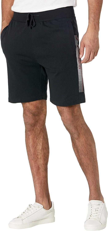 モデル着用&注目アイテム Hugo Boss BOSS Sustainable Cotton Black 2020モデル Shorts Authentic MD