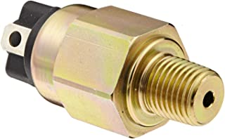 Gems PS61-10-4MNZ-A-SP Series PS61 OEM Subminiature Pressure Switch, SPST N.O. Circuit, Spade Terminal, 10-60 psi Range, 1/4