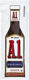 A.1. Original Steak Sauce Single Serve (0.5 oz Packets, Pack of 200)