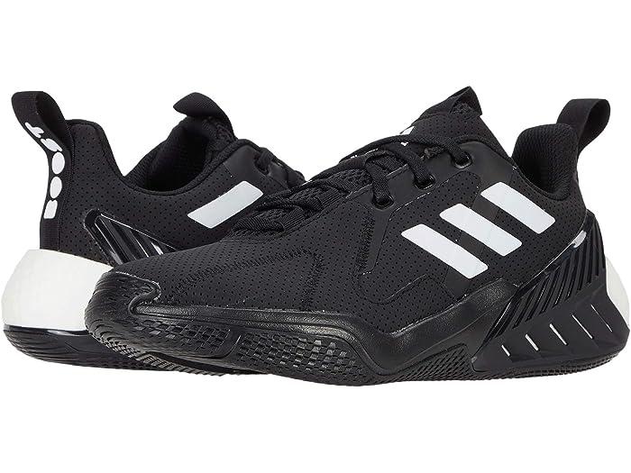 black and white adidas kids