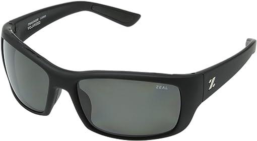 Tactical Black w/Polarized Dark Grey Lens