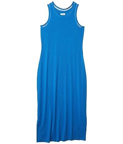 Columbia Slack Watertm Knit Maxi Dress (Stormy Blue) Women