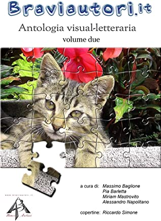 Antologia visual-letteraria (Volume due) (Antologia visual-letteraria BraviAutori.it Vol. 2)