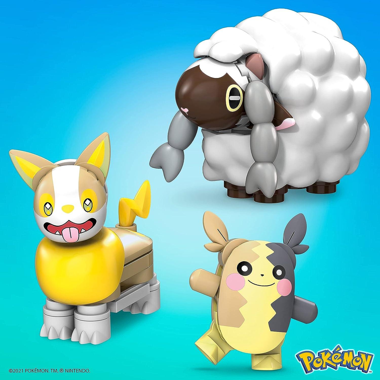 Mega Construx Pokémon Poké Ball Series 14 Pack - Construction Set, Building...