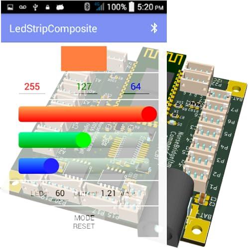 LedStripComposite WS2812B Controller App