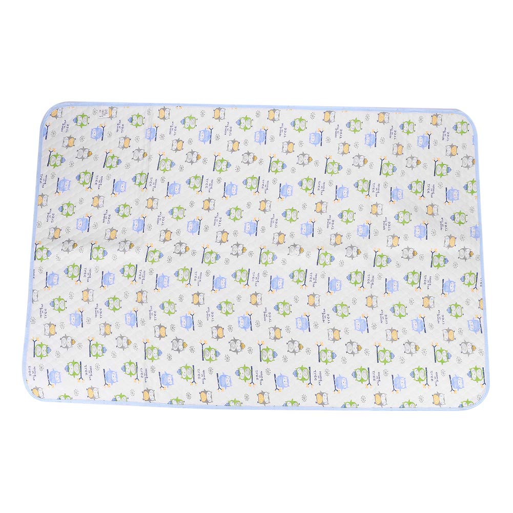 Large Baby Diaper Changing Pad Waterproof Absorbent Changing Mat for Incontinence Reusable Diaper Changing pad Portable Washable Changing Pad Liners for Newborn,Infant, Adult Unisex 40.62x27.6in
