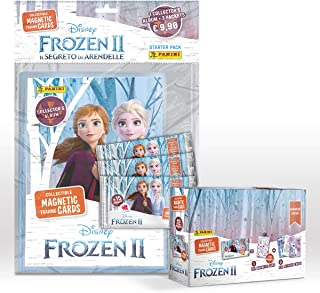 Frozen Magnetic card Super Starter Pack [Album + BOX DA 12 Buste + 3 Buste Omaggio]