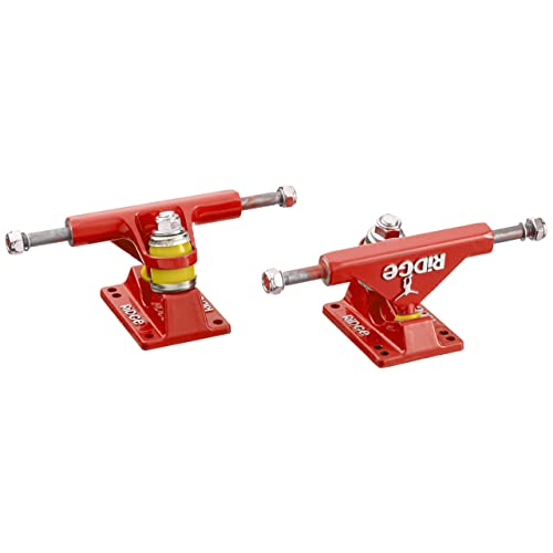Ridge Skateboards 4 Trucks en Aluminium pour Big Brother 27 Mini Cruisers en 9 Couleurs
