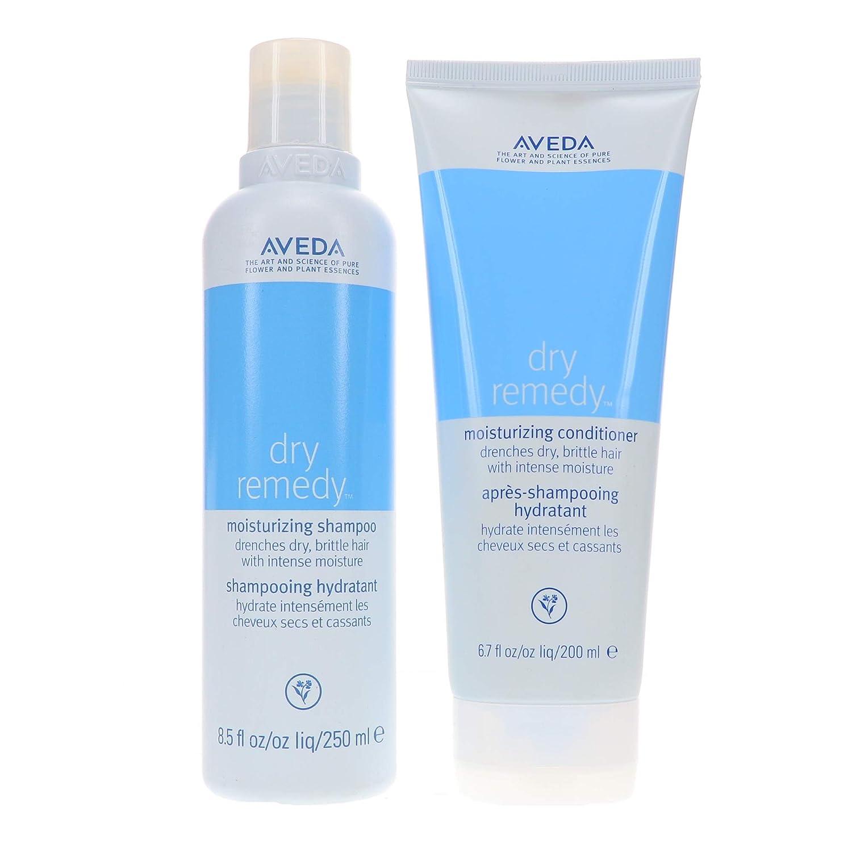 Aveda Dry Remedy Moisturizing Shampoo oz Max 46% OFF 6.7oz Popular products Conditioner 8.5