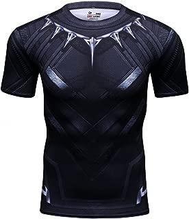 black panther workout shirt