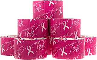 duct tape breast cancer awareness