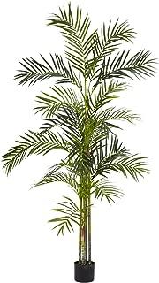 Nearly Natural 5316 Areca Palm Silk Tree, 6-Feet, Green
